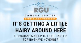It's Getting a Little Hairy Around Here: El Pasoans Man-Up to Fight Cancer for No-Shave November
