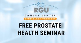 Free Prostate Health Seminar