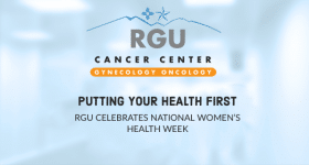 Putting Your Health First: National Women's Health Week