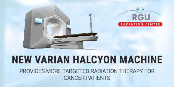 New Varian Halcyon Machine Provides More Targeted Radiation Therapy for Cancer Patients