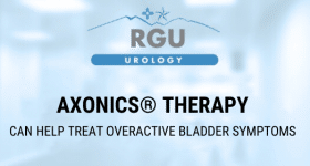 How RGU uses Axonics therapy to Help Treat Overactive Bladder Symptoms