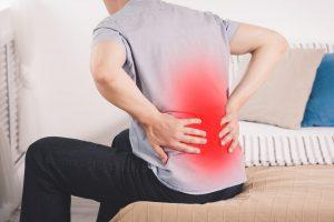 Backpain a symptoms of Kidney Disease | RGU