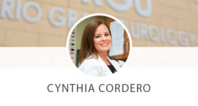 Cynthia Cordero Navigates Prostate Cancer With Patients