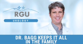 Dr. Bagg Keeps It All in the Family