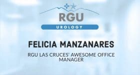Felicia Manzanares, RGU Las Cruces' Awesome Office Manager