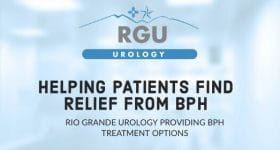 Helping Patients Find Relief From BPH