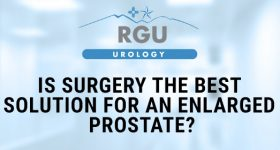 Is Surgery the Best Solution for an Enlarged Prostate?