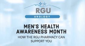 Men's Health Awareness Month: How the RGU Pharmacy Can Support You