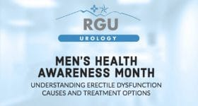 Men's Health Awareness Month: Understanding Erectile Dysfunction Causes and Treatment Options
