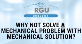 Why Not Solve a Mechanical Problem with Mechanical Solution?