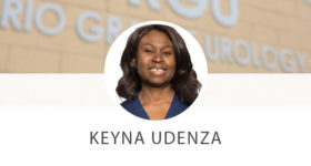 The Long Road Leads to Home at RGU for Nurse Practitioner Keyna Udenza