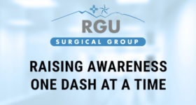 Raising Prostate Cancer Awareness One Dash at a Time