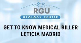 Get to Know Medical Biller Leticia Madrid