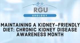Maintaining a Kidney-Friendly Diet: Chronic Kidney Disease Awareness Month